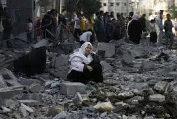 Καταδίκη της σφαγής του παλαιστινιακού λαού από το δημοτικό συμβούλιο Βόνιτσας
