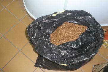 Mια σύλληψη για λαθραίο καπνό στο Αγρίνιο