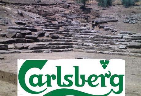 Η Carlsberg κερνά … Καλυδώνα!