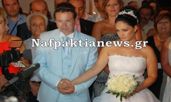 "O ""Μιχαλάκης"" από τα Εγκλήματα παντρεύτηκε στην ορεινή Ναυπακτία!"