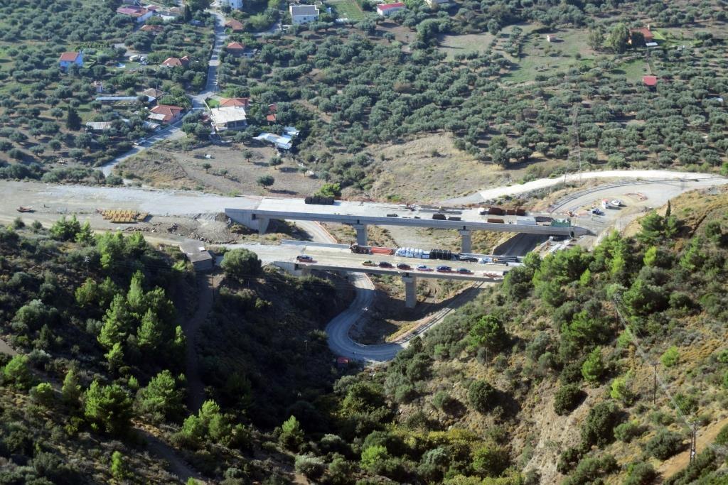 Γέφυρα Μακύνειας