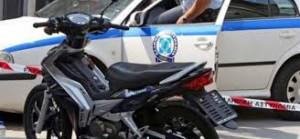 Κλεμμένη στην Αθήνα μηχανή βρέθηκε στο Αγρίνιο