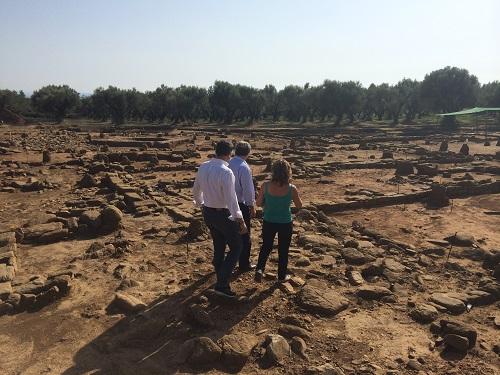 Εντυπωσιάζει η αρχαία Αλίκυρνα, εμπλοκή με τα έργα στην Ιόνια