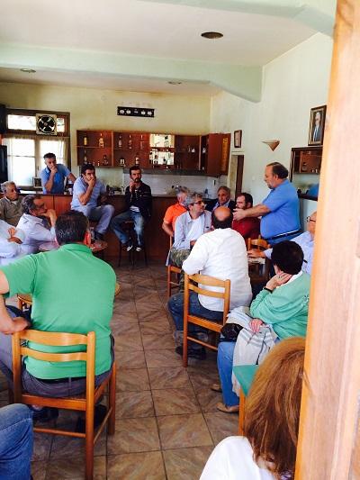 Ο καταρροϊκός πυρετός στο επίκεντρο της σύσκεψης ΠΑΣΥ και ΟΑΣ στα Σαρδήνια