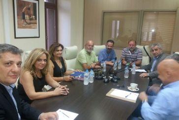 Τι συζήτησαν εκπρόσωποι της Περιφέρειας με το τοπικό ΤΕΕ