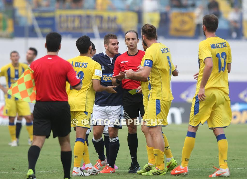 Τελικό: Ατρόμητος- Παναιτωλικός 0-0