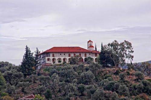 Απάντηση του AGGELOKASTRO NEWS στην Ιερά Moνή Παντοκράτορα Αγγελοκάστρου για το ξωκλήσι του Αϊ Λιά.