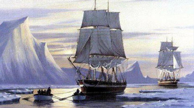 Αρκτική: Βρέθηκε πλοίο – φάντασμα 160 χρόνια μετά!