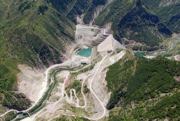 Προχωρά το υδροηλεκτρικό της Μεσοχώρας και η μερική εκτροπή