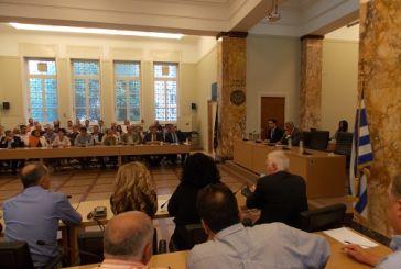 Eιδική και τακτική συνεδρίαση του δημοτικού συμβουλίου Αγρινίου τη Δευτέρα