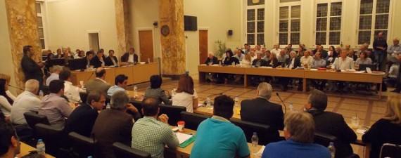 …όχι ομόφωνα όμως από το δημοτικό συμβούλιο Μετά από προ...