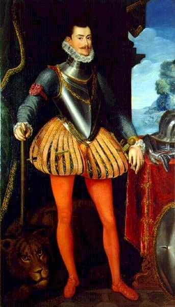 1857, Juan de Austria. Πρωταγωνιστής στη Ναυμαχία της Ναυπάκτου.  Ramon salvatierra and molero