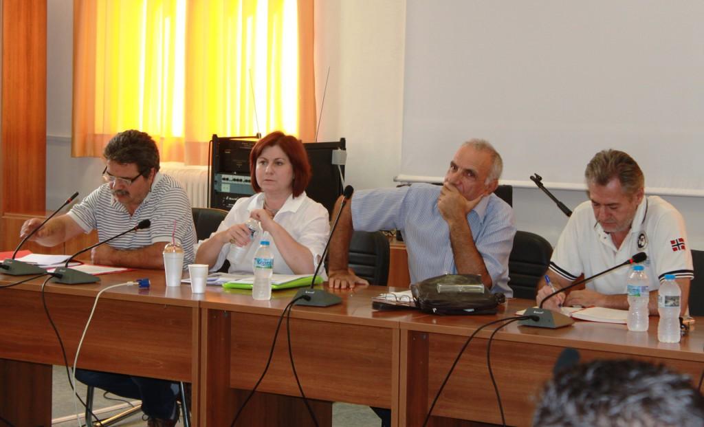 Εκδήλωση του  ΣΥΡΙΖΑ στην Κατούνα για το αγροτικό πρόγραμμα