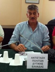 Δηλώσεις Κ. Κούστα μετά την εκλογή του ως Γραμματέας του Περιφερειακού Συμβουλίου