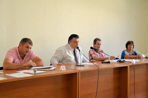 Παρουσία Καραπάνου η Γ.Σ. των εργαζομένων στο δήμο Μεσολογγίου