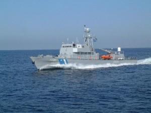 Περιπέτεια για σκάφος αναψυχής στις εκβολές του Αχελώου