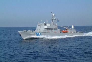 Κινητοποίηση του Λιμενικού για ακυβέρνητο σκάφος κοντά στην Οξειά
