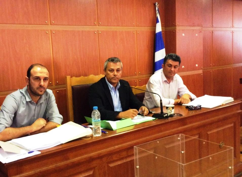 Ο Αγαθάγγελος Κότσαλος νέος πρόεδρος του Δημοτικού Συμβουλίου Μεσολογγίου