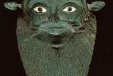 """Η πιο """"ζωντανή"""" αρχαία μάσκα του Αχελώου"""