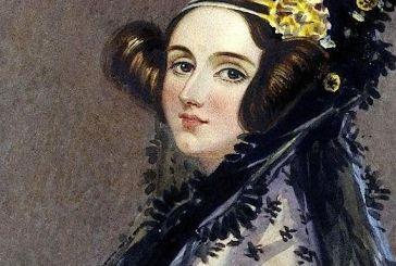 Η κόρη του Λόρδου Βύρωνα δημιούργησε τον πρώτο αλγόριθμο για υπολογιστή