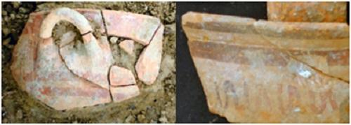 Ευρήματα Μυκηναϊκού οικισμού (14ος-13ος αι. π.χ.) στο Αγγελοκαστρο
