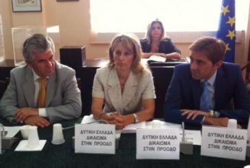 Η Αναστασία Τογιοπούλου νέα Πρόεδρος του Περιφερειακού Συμβουλίου