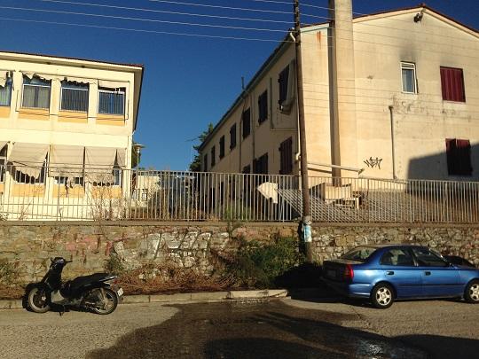 Και διαρροή νερού από το παλαιό Νοσοκομείο… (φωτό)