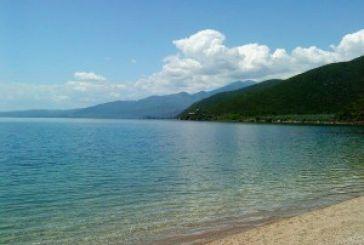 Πεζοπορική διαδρομή για παιδιά στην λίμνη Τριχωνίδα