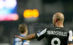 """Παπαδόπουλος: """"Ηταν ένα δύσκολο ματς"""""""
