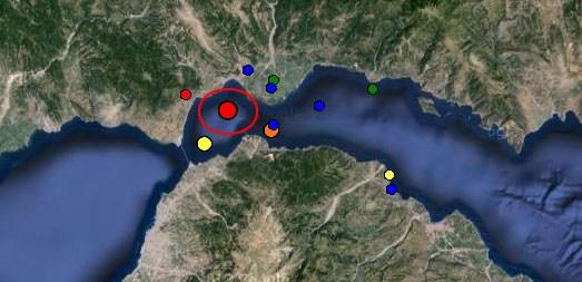 Σεισμική δόνηση κοντά στη Νάυπακτο, αισθητή και στο Αγρίνιο