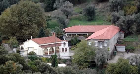 Το Ιστορικό Μοναστήρι της Κατερινούς