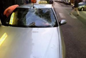 Αγρίνιο: καυγάς μεταξύ συγχωριανών… «άναψε» μες στο ταξί