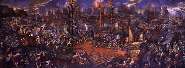 1595-1605: Andrea Michieli detto Vicentino