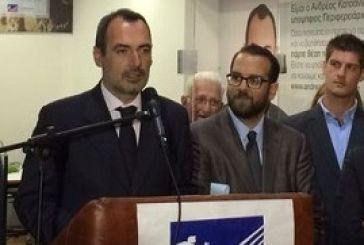 Περιφέρεια: Παραιτήθηκε ο Κατσανιώτης, επικεφαλής της  αντιπολίτευσης ο Φαρμάκης