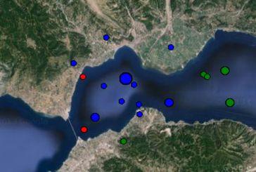 Συνεχίζεται η σεισμική δραστηριότητα στη Ναύπακτο