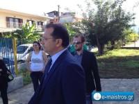 Tι δήλωσε ο Υφυπουργός Παιδείας για την επίσκεψή του σε σχολεία του δήμου Αμφιλοχίας