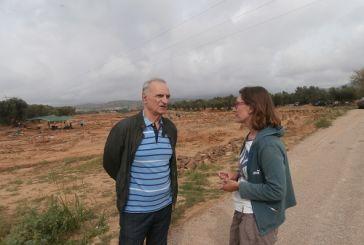 Επίσκεψη Γ.Βαρεμένου στην Αλίκυρνα