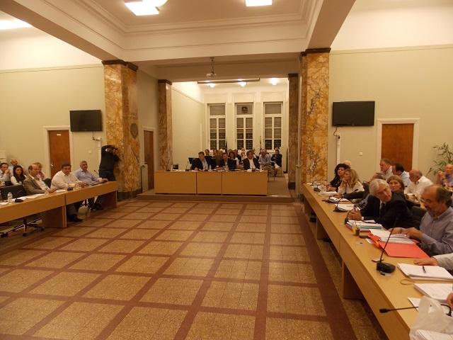 Νεοφιλελεύθερο λογισμικό στο  δημοτικό συμβούλιο…