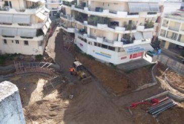 Τέλος Νοεμβρίου ολοκληρώνεται η ανάπλαση στην περιοχή του Παλαιού Μύλου
