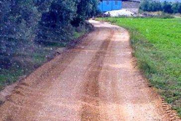 Eργασίες συντήρησης της αγροτικής οδοποιίας στον πρώην Δήμο Μεδεώνος