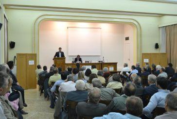 Γ. Παπαναστασίου: Η Τοπική Αυτοδιοίκηση σε Νέα Εποχή
