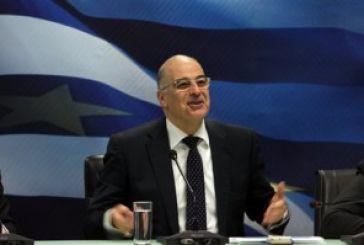 Ο Νίκος Δένδιας νέος υπουργός Αμυνας, ο Κώστας Σκρέκας στο Ανάπτυξης