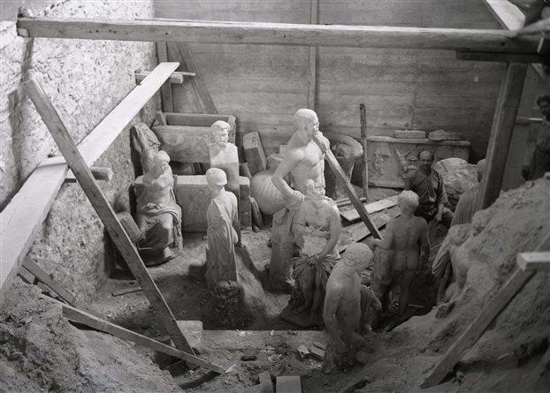 Η προστασία των αρχαιοτήτων στα χρόνια της Κατοχής
