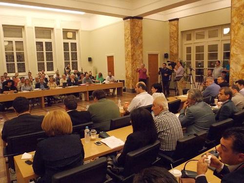 Ψηφίστηκε ο ισολογισμός του δήμου Αγρινίου