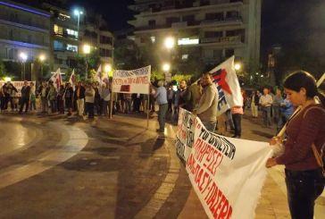 Συλλαλητήριο για την ανεργία από ΠΑΜΕ και ΕΚΑ