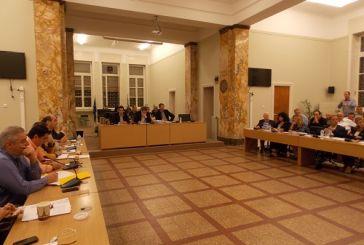 Θέματα για ΚΕΔΑ και σχολικά κτήρια στο δημοτικό συμβούλιο Αγρινίου
