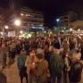 Ολοκληρώθηκε πριν από λίγη ώρα η συγκέντρωση στην κεντρική πλατεία...
