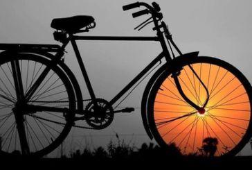 Ποδηλατική Ομάδα στο Αιτωλικό