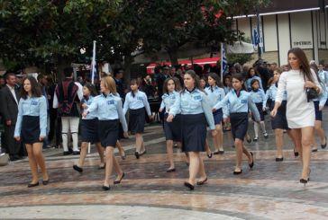 Φωτορεπορτάζ από την παρέλαση του Αγρινίου