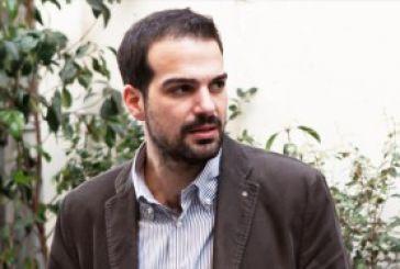 Ομιλία Σακελλαρίδη στη Βόνιτσα για το κυβερνητικό πρόγραμμα του ΣΥΡΙΖΑ